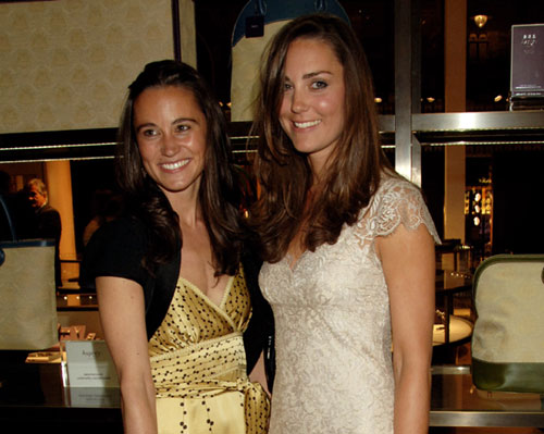 Kate y Pippa Middleton